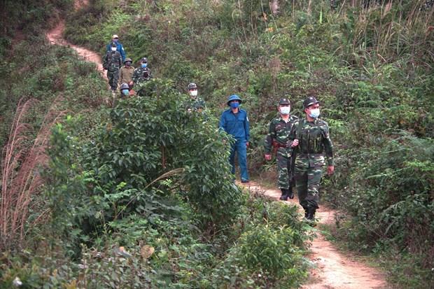 Long An: Phat hien 3 doi tuong dinh xuat canh trai phep sang Campuchia hinh anh 1