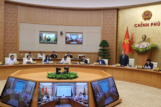 Thu tuong Nguyen Xuan Phuc: Som ban hanh co che 'ho chieu vaccine' hinh anh 2