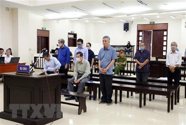 Xet xu Vu Huy Hoang: Sabeco Pearl khong phai doi tuong duoc thue dat hinh anh 1