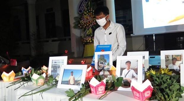 Sinh viên Nguyễn Văn Nhã - tấm gương sáng về lòng dũng cảm   Giáo dục   Vietnam+ (VietnamPlus)