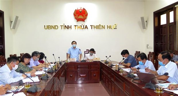 Thua Thien-Hue tang cuong tuyen truyen truc quan o nong thon, vung xa hinh anh 1