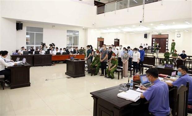 Vu Nhat Cuong: Bui Quang Huy cam dau duong day buon lau quy mo lon hinh anh 1