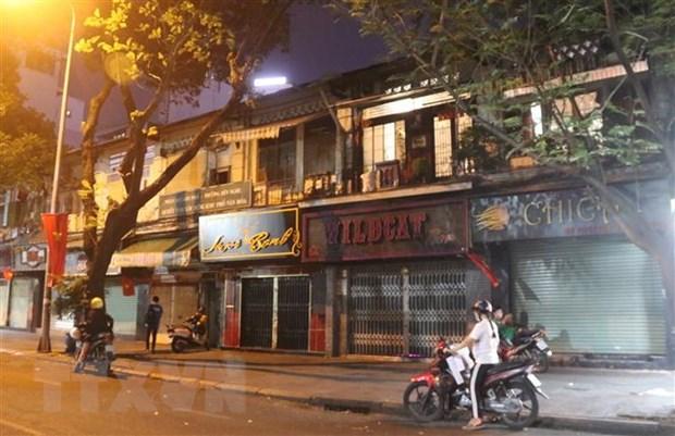 TP Ho Chi Minh tam dung them nhieu hoat dong, dich vu khong thiet yeu hinh anh 1