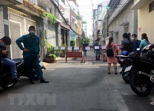 TP Ho Chi Minh phat hien mot truong hop tai duong tinh voi SARS-CoV-2 hinh anh 1