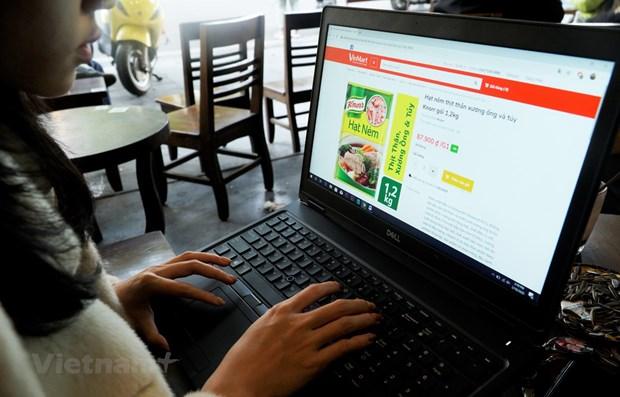 TP. Ho Chi Minh: Gia tang hinh thuc 'di cho