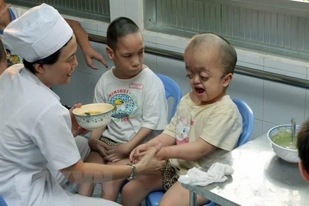 Dang Cong san Duc ra tuyen bo ung ho cac nan nhan dioxin Viet Nam hinh anh 1