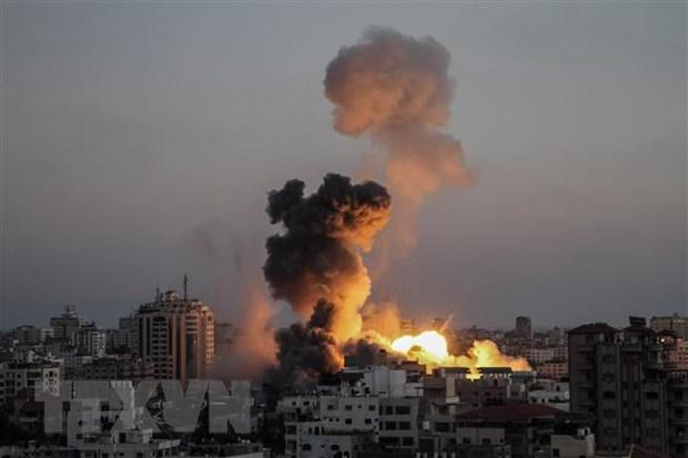 Thu tuong Israel tuyen bo se tiep tuc tan cong vao Dai Gaza hinh anh 1