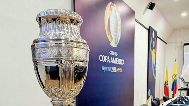 Argentina khang dinh van dong dang cai to chuc Copa America 2021 hinh anh 1