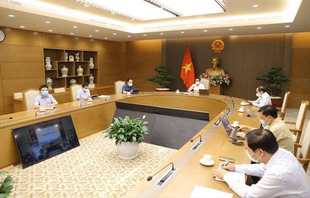 Pho Thu tuong Vu Duc Dam: Phai toi uu hoa cong tac xet nghiem hinh anh 1