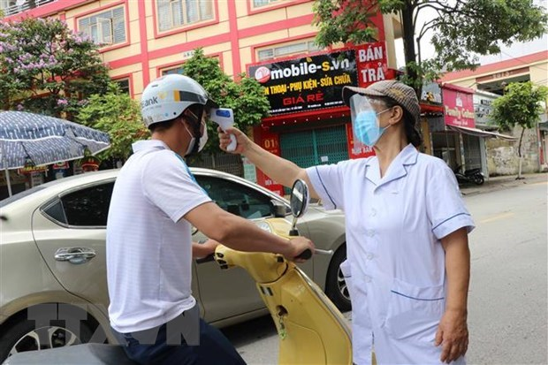 Ho tro bo sung 500.000 test nhanh khang nguyen cho Bac Ninh hinh anh 1