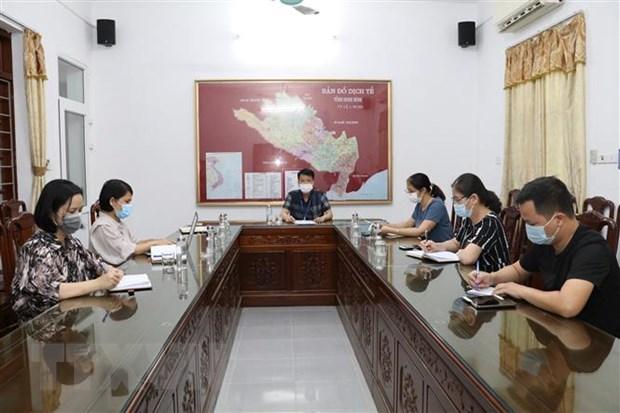 Ninh Binh ghi nhan 3 truong hop tai duong tinh voi SARS-CoV-2 hinh anh 1