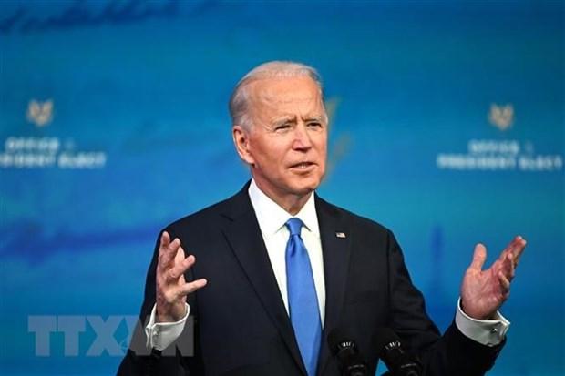 Pew: Hinh anh nuoc My duoc cai thien dang ke duoi thoi ong Joe Biden hinh anh 1