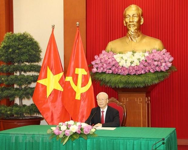 Viet Nam san sang chia se voi Sri Lanka kinh nghiem ung pho COVID-19 hinh anh 1