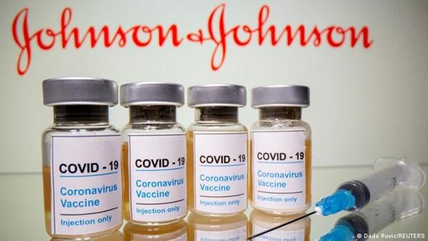 Brazil keo dai thoi han su dung lo vaccine cua hang Johnson & Johnson hinh anh 1