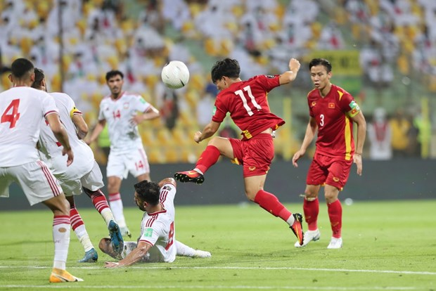 Viet Nam o vong loai thu 3 World Cup 2022: Bang kho hay cuc kho? hinh anh 1