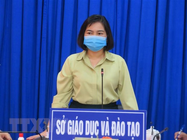 Giam doc So Giao duc-Dao tao Can Tho xin nghi viec vi ly do suc khoe hinh anh 1