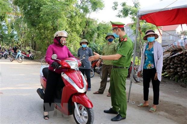 Bac Ninh: Tam dich Mao Dien sau hon 40 ngay 'chien dau' voi COVID-19 hinh anh 1