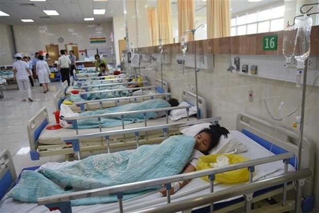 Vu nghi ngo doc thuc pham o Hai Phong: Suc khoe cong nhan da on dinh hinh anh 1