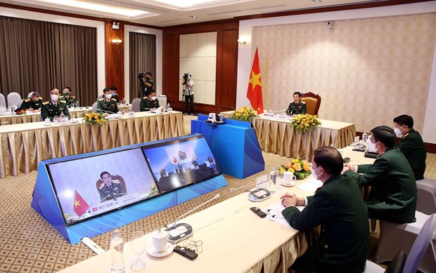 Viet Nam du Hoi nghi truc tuyen An ninh quoc te Moskva lan thu 9 hinh anh 1