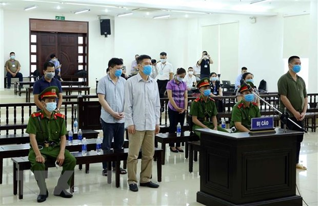 Phuc tham vu CDC Ha Noi: Nhieu don xin giam hinh phat cho cac bi cao hinh anh 1