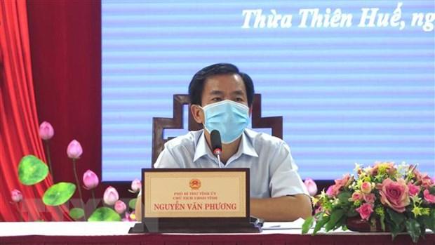 Thua Thien-Hue: Khong co chuyen tu choi cong dan tro ve tu vung dich hinh anh 1