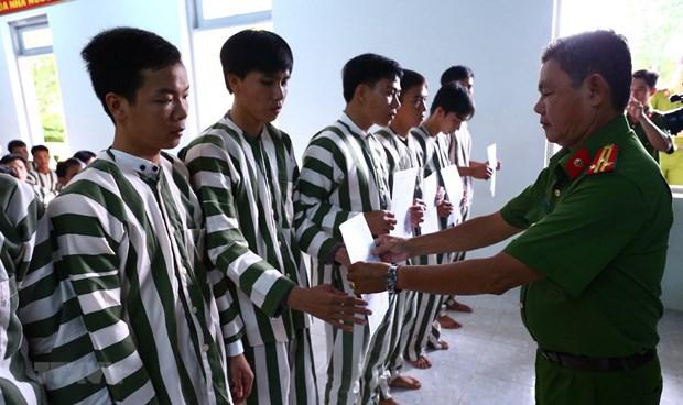 Cong dien cua Thu tuong Chinh phu ve viec dac xa nam 2021 hinh anh 1
