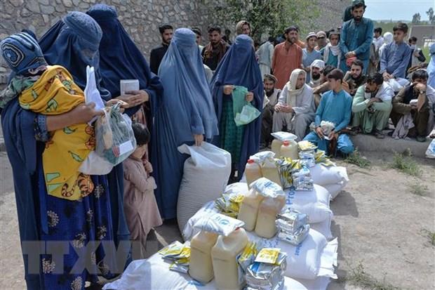 Tajikistan san sang tiep nhan 100.000 nguoi ti nan Afghanistan hinh anh 1