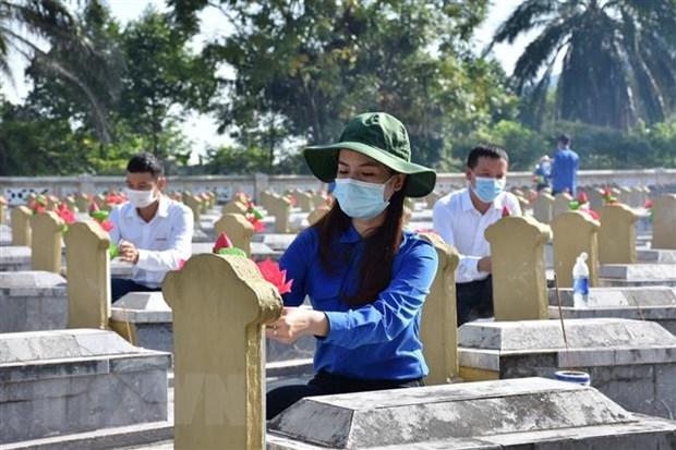74 nam Ngay Thuong binh-Liet sy: Noi dau chua voi sau hon 40 nam hinh anh 1
