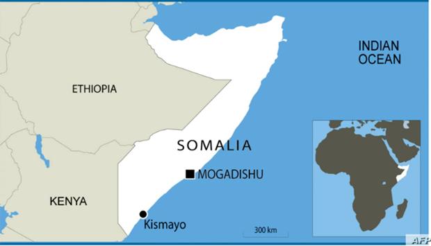 Somalia: Danh bom nham vao xe buyt cho cau thu, 5 nguoi chet hinh anh 1