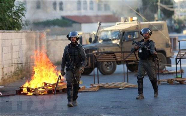 270 nguoi Palestine bi thuong trong cac cuoc dung do tai Bo Tay hinh anh 1