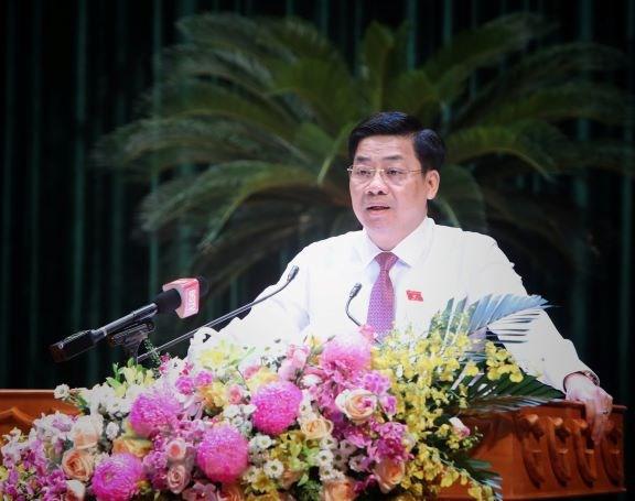 Hoi dong Nhan dan tinh Bac Giang thong qua 18 nghi quyet quan trong hinh anh 1