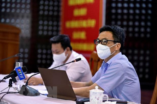 'Tay Ninh phai giam toi da F0 khong trieu chung chuyen bien nang' hinh anh 2