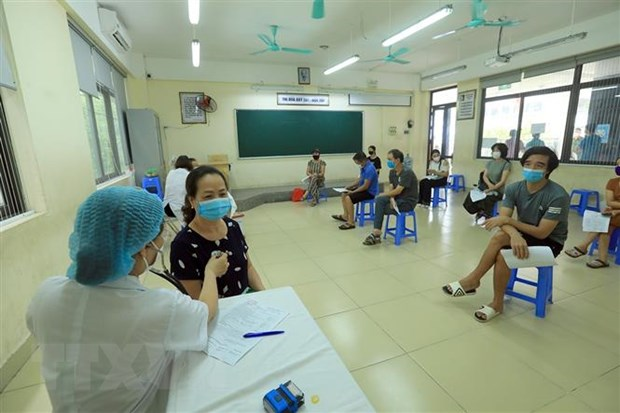Quy vaccine phong dich COVID-19 da tiep nhan 8.462 ty dong hinh anh 1