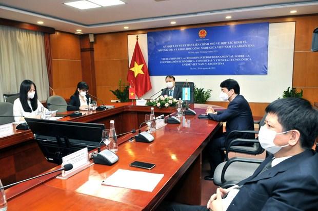 Tạo đà để doanh nghiệp Việt Nam-Argentina gia tăng xuất khẩu | Kinh doanh