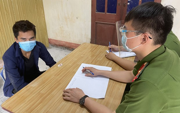 Thanh Hoa: Bat 'sieu trom' gay ra hang chuc vu trom cap xe may hinh anh 1