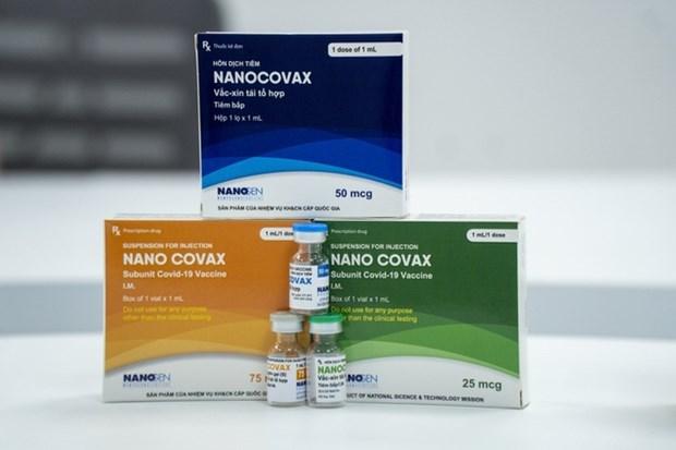 Xem xet cap giay dang ky luu hanh co dieu kien vaccine Nanocovax hinh anh 2
