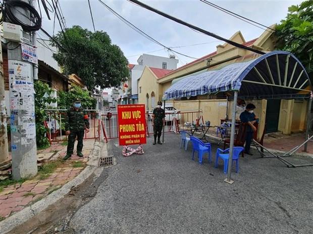 Ba Ria-Vung Tau: Nguy co lay nhiem rat cao o o dich phuong Thang Nhat hinh anh 1
