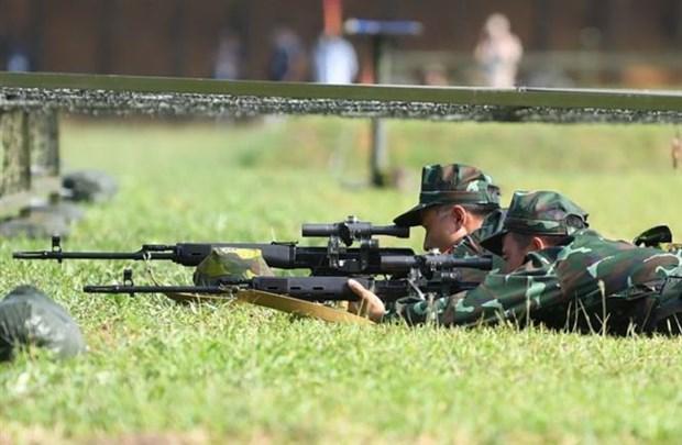 Army Games 2021 o Viet Nam: Doi Viet Nam va Nga gianh huy chuong vang hinh anh 1
