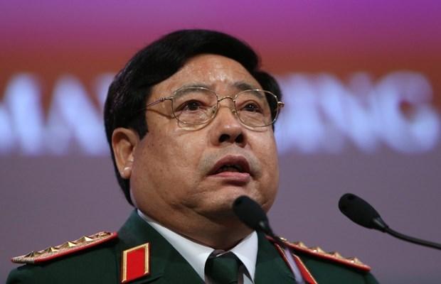 Đại tướng Phùng Quang Thanh. (Nguồn: EPA)