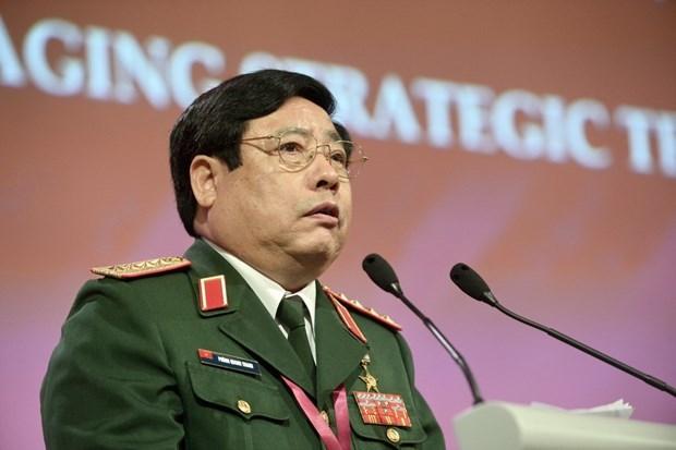 Dai tuong Phung Quang Thanh - vi tuong truong thanh qua chien dau hinh anh 1