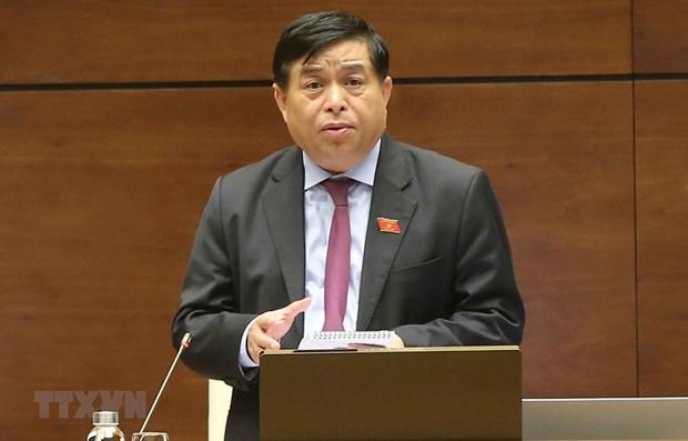 Bo truong Nguyen Chi Dung: Lien ket vung de tan dung tot loi the hinh anh 1