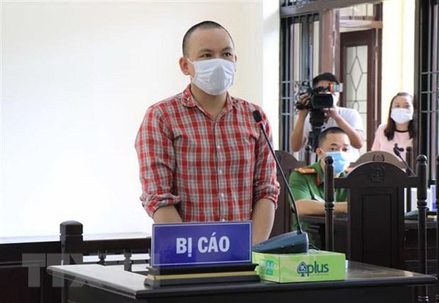 Bac Ninh: Lam lay lan dich va gay roi trat tu, linh an 36 thang tu hinh anh 1