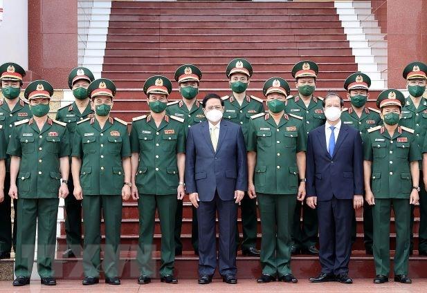 Thu tuong Chinh phu: Hoc vien Quoc phong 'lay hoc vien lam trung tam' hinh anh 1