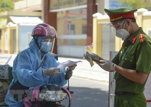 TP.HCM thong tin ve viec tiem vaccine va xet nghiem cho shipper hinh anh 2