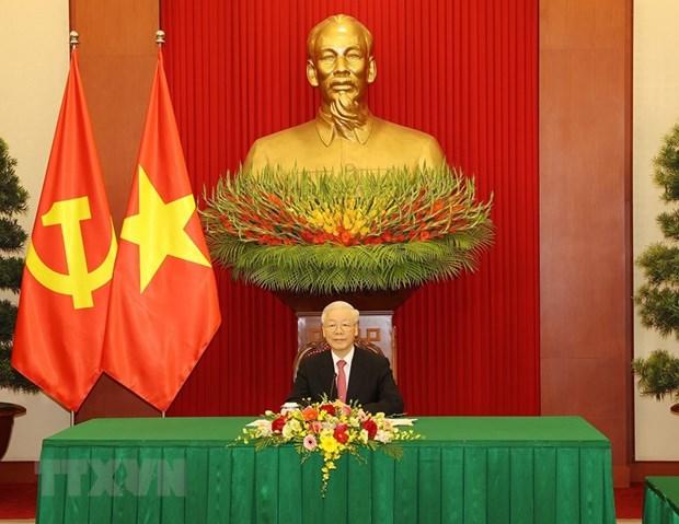 Viet Nam-Trung Quoc danh uu tien cao cho hop tac phong, chong COVID-19 hinh anh 2