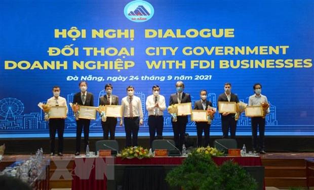 Da Nang: Doanh nghiep FDI mong muon som khoi phuc toan bo san xuat hinh anh 2