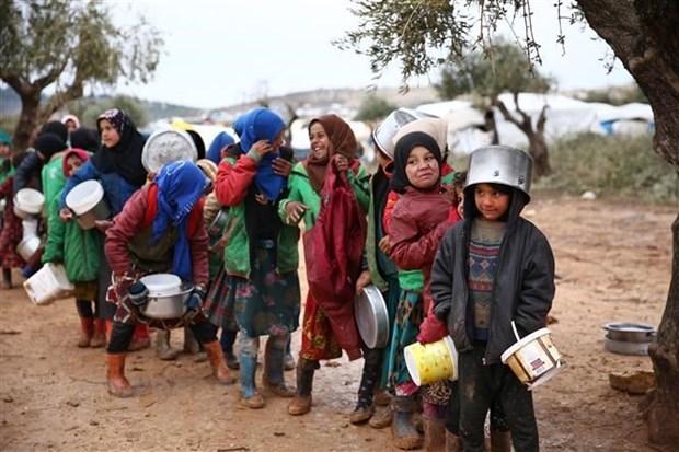 LHQ: It nhat 350.000 nguoi thiet mang trong cuoc chien tai Syria hinh anh 1