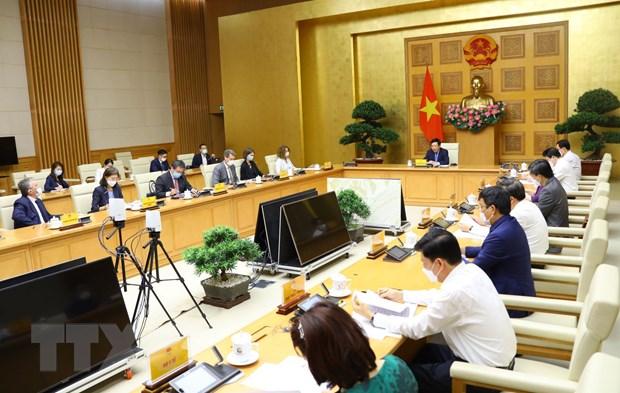 Pho Thu tuong: Viet Nam coi nguon von ODA la 'het suc quan trong' hinh anh 1