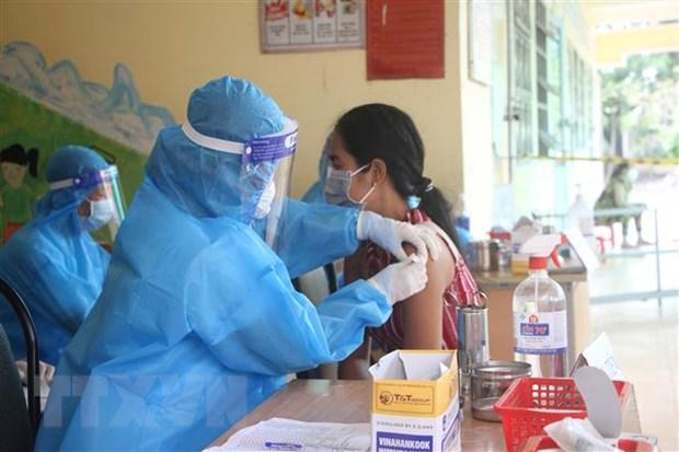 'Dia phuong nao tiem cham se bi dieu chuyen vaccine cho noi khac' hinh anh 1