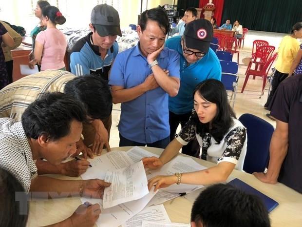 Ha Noi chi dao xu ly dut diem ton dong tai khu xu ly chat thai Soc Son hinh anh 2